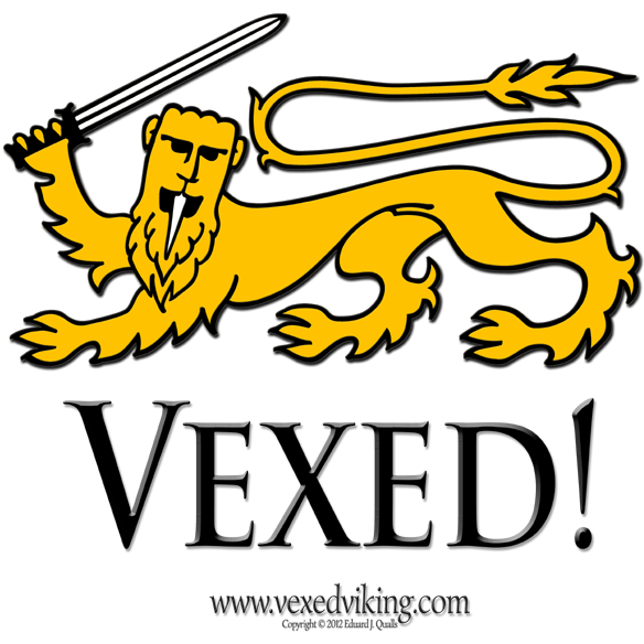 vexed.lion.icon